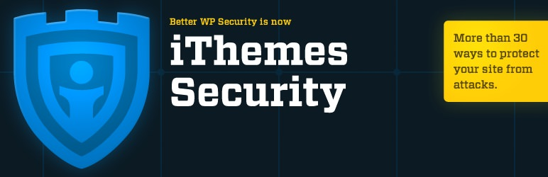 Popular security plugin for wordpress