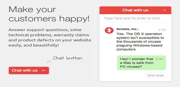 Premium WordPress Live Chat Plugin