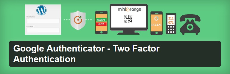Google Authenticator - Two Factor Authentication