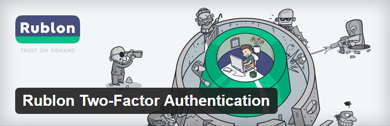 Rublon Two-Factor Authentication